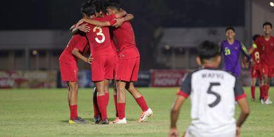 Sikap Pelatih Brunei Setelah Timnya Dicukur Timnas U-16 Indonesia