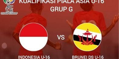Timnas U-16 Indonesia Tergusur Usai China Gasak Mariana Utara