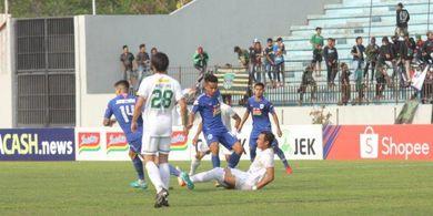 Persebaya Petik Kemenangan Telak di Markas PSIS dalam Laga Pekan ke-19 Liga 1 2019