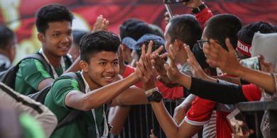 Klasemen Grup G Kualifikasi Piala Asia U-16, Ini Satu-satunya Kesempatan Indonesia