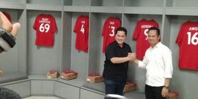 Setelah Inter Milan, Erick Thohir Kini Buka Peluang Untuk Persis Solo