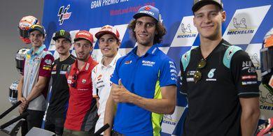 Link Live Streaming Balapan MotoGP Aragon 2019 - Apakah Marquez Kembali Pertahankan Gelar?