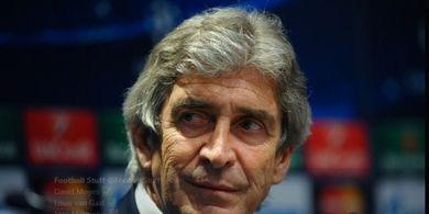Manuel Pellegrini, Rekor Si Pemangsa 4 Pelatih Manchester United