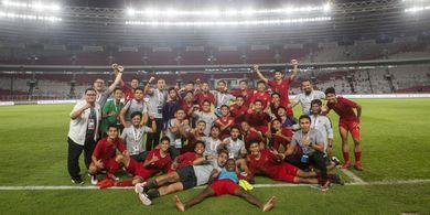 Dari Total 386 Gol, Timnas U-16 Indonesia Jadi Pencetak Gol Terbanyak Ketiga di Kualifikasi Piala Asia U-16 2020
