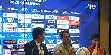 Lolos ke Piala Asia U-16, Bima Sakti Apresiasi Perjuangan Timnas U-16 Indonesia