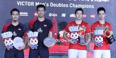 Update Klasemen Gelar Juara BWF World Tour 2019 - China Kokoh di Puncak, Indonesia Ke-3