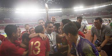 Menilik Kiprah Timnas Indonesia di Piala Asia U-16 2018, Tebus Mimpi ke Piala Dunia?