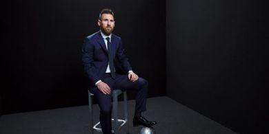 Terungkap, Messi Pilih Ronaldo Jadi Pemain Terbaik Dunia 2019, tetapi Tak Sebaliknya