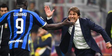 Sebelum Gabung Inter Milan, Conte Nyaris Jadi Pelatih AS Roma