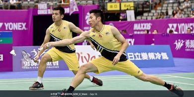 Ganda Putra Malaysia Ini Kecewa Tak Dipanggil BAM dalam Kejuaraan Beregu Asia 2020
