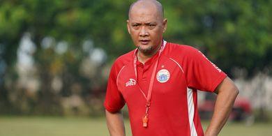 Arema FC Vs Persija  - Sudirman Tak Mau Remehkan Kekuatan Singo Edan