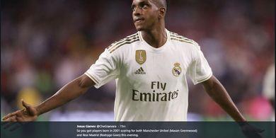 Ternyata Ini Penyebab Wonderkid Real Madrid Bertingkah Tengil ke Kiper Lawan