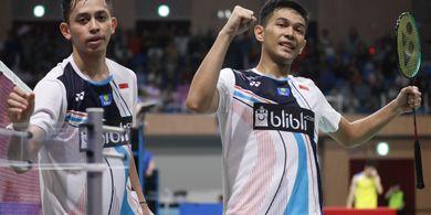 Rekap Hasil Denmark Open 2019 - Ganda Putra Indonesia Tanpa Noda