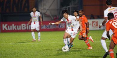 Persija Jakarta Pinjamkan Tiga Pemainnya ke Klub Lain