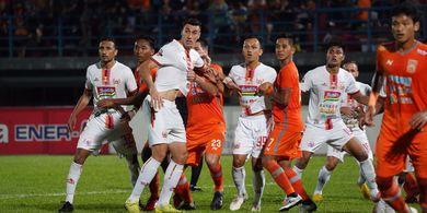 Edson Tavares Mengeluh Persija Tanpa 8 Pemain Vs Semen Padang