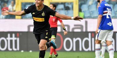 Alexis Sanchez Diperkirakan Bisa Sembuh dari Cederanya Lebih Cepat