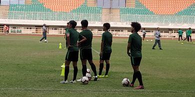 Lini Serang Timnas U-19 Indonesia Diharapkan Terus Belajar dan Berkembang
