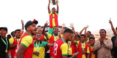 Lawan PSM Makassar di Piala AFC 2020 Pakai Pilar Asing asal Indonesia