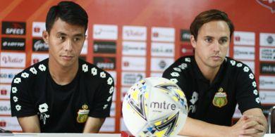 Paul Munster Puas Bhayangkara FC Sukses Kalahkan Persija Jakarta