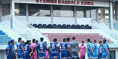 PSIM Yogyakarta Resmi Berpisah dengan Aji Santoso di 2 Laga Tersisa