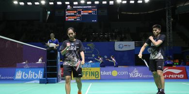 Hasil Thailand Masters 2020 - Taklukkan Wakil China, Adnan/Mychelle ke Perempat Final