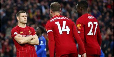 Setelah Klopp, James Milner Juga Perpanjang Kontrak di Liverpool