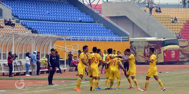 Striker Sriwijaya FC Curhat Kesedihan Liga 2 2020 Dihentikan