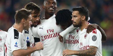 Dua Klub Liga Inggris Tertarik Boyong Gelandang Tengah AC Milan