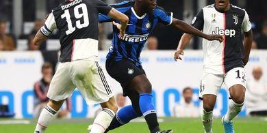Penampilan Lukaku Dicerca, Striker Terbuang Inter Milan Pasang Badan
