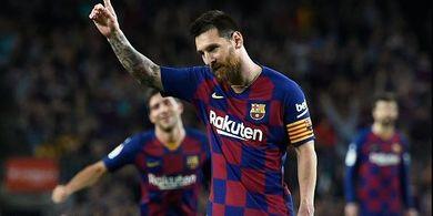 Sering Cedera, Messi Akui Fisiknya Lebih Lemah Sekarang