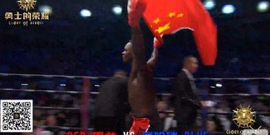 Israel Adesanya, Juara UFC dan Belajar MMA Lewat China