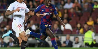 Link Live Streaming Slavia Praha Vs Barcelona - Misi Besar Tim Tamu