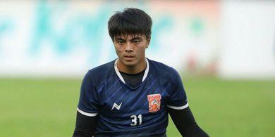 Kesiapan Penjaga Gawang Borneo FC untuk Timnya di Awal Tahun 2021