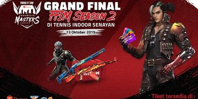 Piala Presiden eSports 2020 dan Grand Final Free Fire Dimulai Bersama