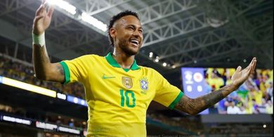 Cedera Lagi, Neymar Dihina di Prancis