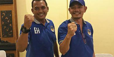 Pelatih PSIM Angkat Bicara soal Aksi Tak Terpuji Achmad Hisyam Tolle
