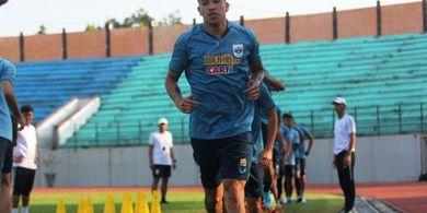 Ditinggal Pelatih Mudik, Pemain Asing PSIS Rutin Berlatih di Semarang