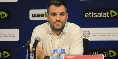Pada Media Inggris, Simon McMenemy Cerita Susahnya Jadi Pelatih di ASEAN