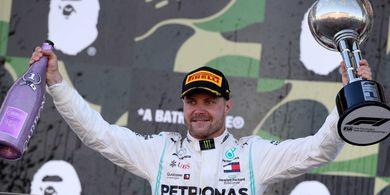 Valtteri Bottas Ajak Tim Mercedes Syukuri Pencapaian di F1 Musim Ini