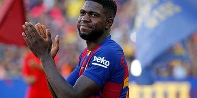 Jelang Pertandingan El Clasico, Satu Bek Tengah Barcelona Kembali