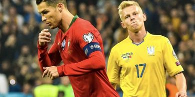 VIDEO - Gol Ke-700 Cristiano Ronaldo Tipu Kiper dengan Sangat Telak