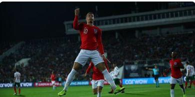 Hasil Kualifikasi Euro 2020 - Dipimpin Wasit Bebek, Inggris Cukur Lawan Favorit 6-0