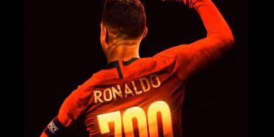 Bedah 700 Gol Cristiano Ronaldo - Real Madrid Dapat Bagian Terbanyak