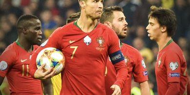 Cristiano Ronaldo Habis Bensin di Juventus Gara-gara Timnas Portugal?