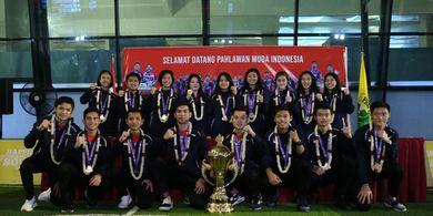 Kemenpora Isyaratkan Skuad Kejuaraan Dunia Junior 2019 Dapat Bonus