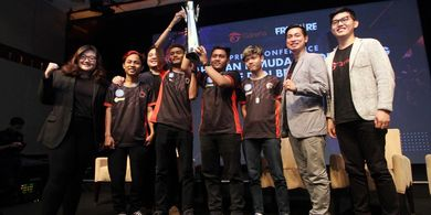 Tim Dranix Esports Wakili Indonesia di Free Fire World Series 2019