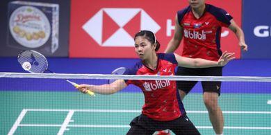 Hasil Bulu Tangkis SEA Games 2019 - Greysia/Apriyani ke Semifinal