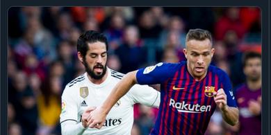 Resmi, La Liga Umumkan Penundaan El Clasico Pertama Musim Ini