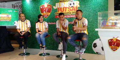 Catatan Penting Sembilan Tahun McDonald's Junior Futsal Championship
