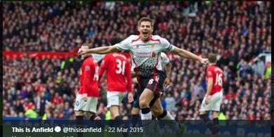Steven Gerrard Komentari soal Kemungkinan Liverpool Raih 2 Gelar Liga Inggris